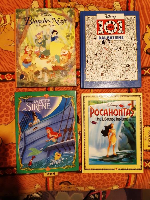 Les livres Disney - Page 13 20200112