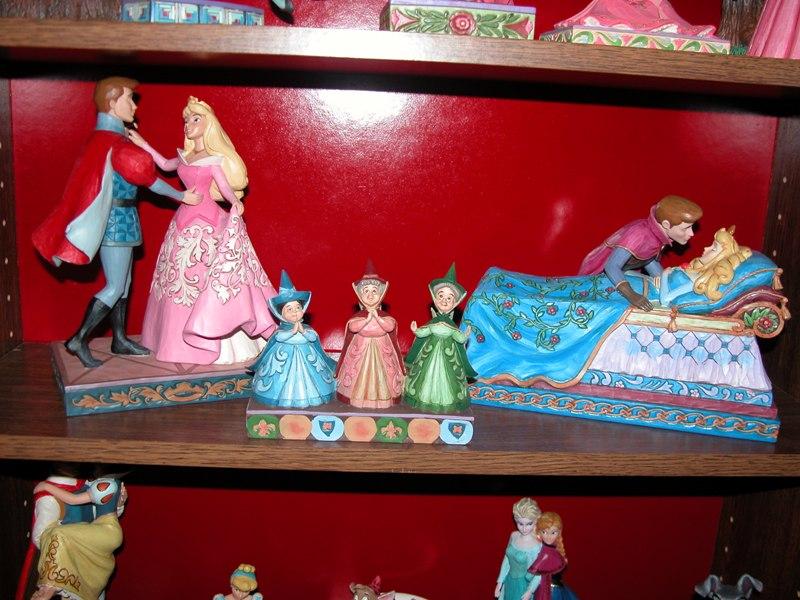 [Collection] Dans la plus Haute Tour de BriarRose (Thème Belle au Bois Dormant, et Princesses) Dscn4961