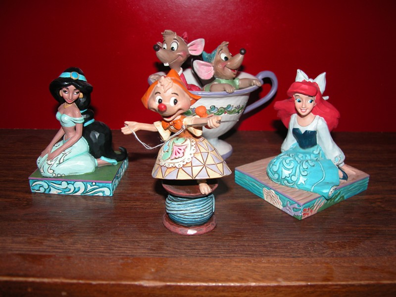 [Collection] Dans la plus Haute Tour de BriarRose (Thème Belle au Bois Dormant, et Princesses) Dscn4964