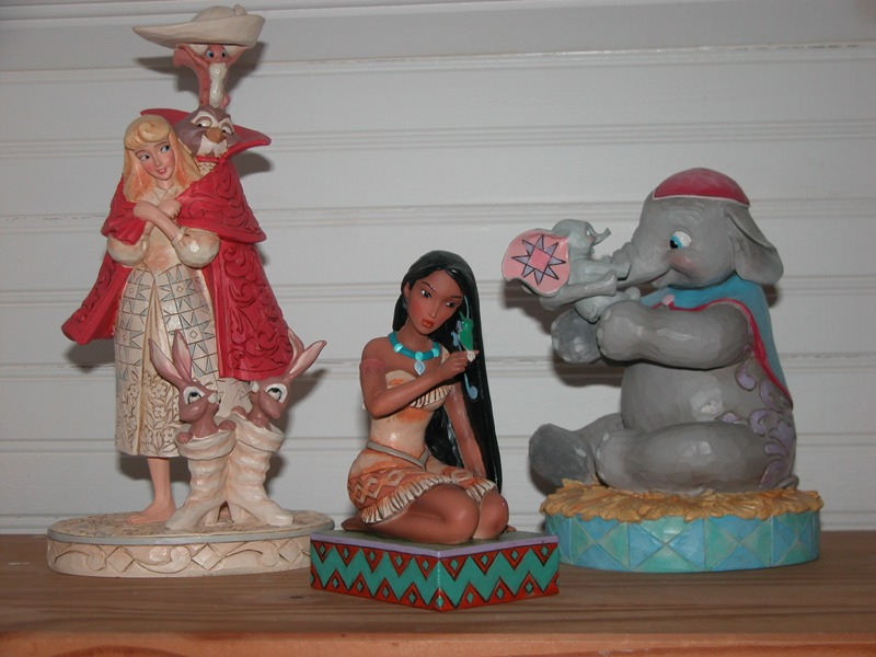 [Collection] Dans la plus Haute Tour de BriarRose (Thème Belle au Bois Dormant, et Princesses) Dscn4965