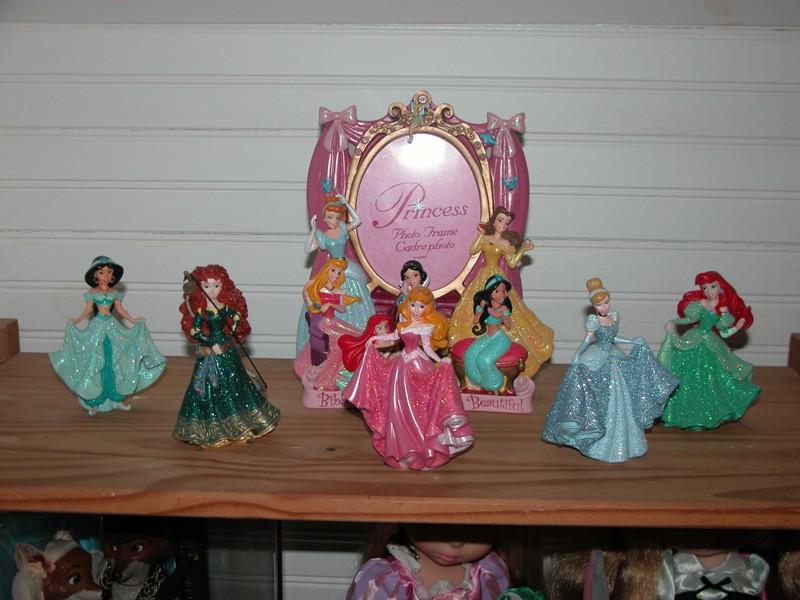 [Collection] Dans la plus Haute Tour de BriarRose (Thème Belle au Bois Dormant, et Princesses) Dscn4967