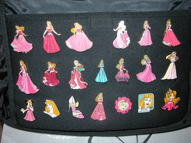 [Collection] Dans la plus Haute Tour de BriarRose (Thème Belle au Bois Dormant, et Princesses) Dscn4971