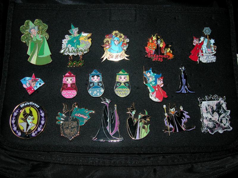 [Collection] Dans la plus Haute Tour de BriarRose (Thème Belle au Bois Dormant, et Princesses) Dscn4975