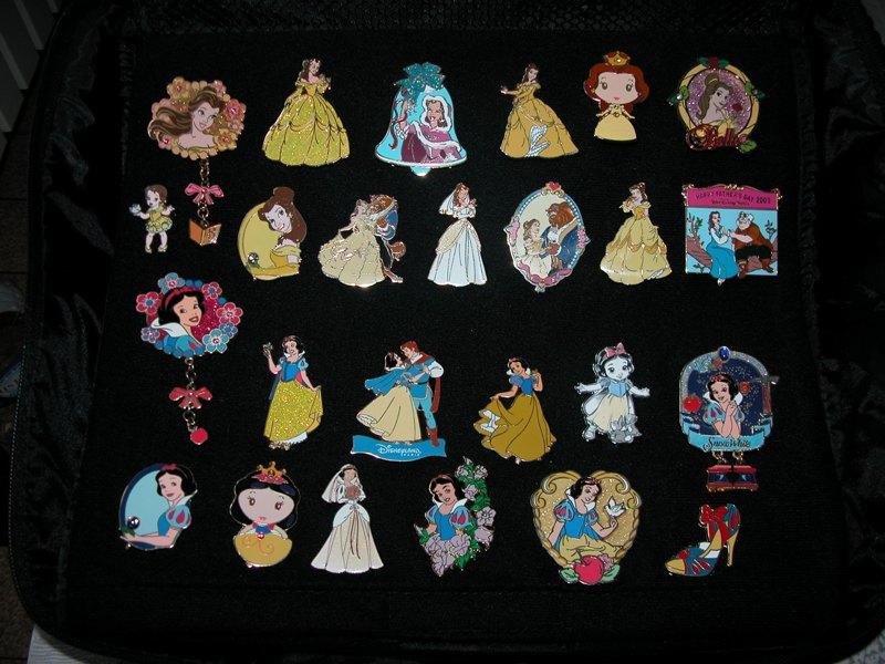 [Collection] Dans la plus Haute Tour de BriarRose (Thème Belle au Bois Dormant, et Princesses) Dscn4976