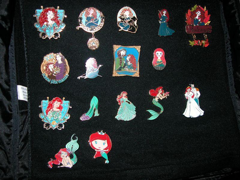 [Collection] Dans la plus Haute Tour de BriarRose (Thème Belle au Bois Dormant, et Princesses) Dscn4979