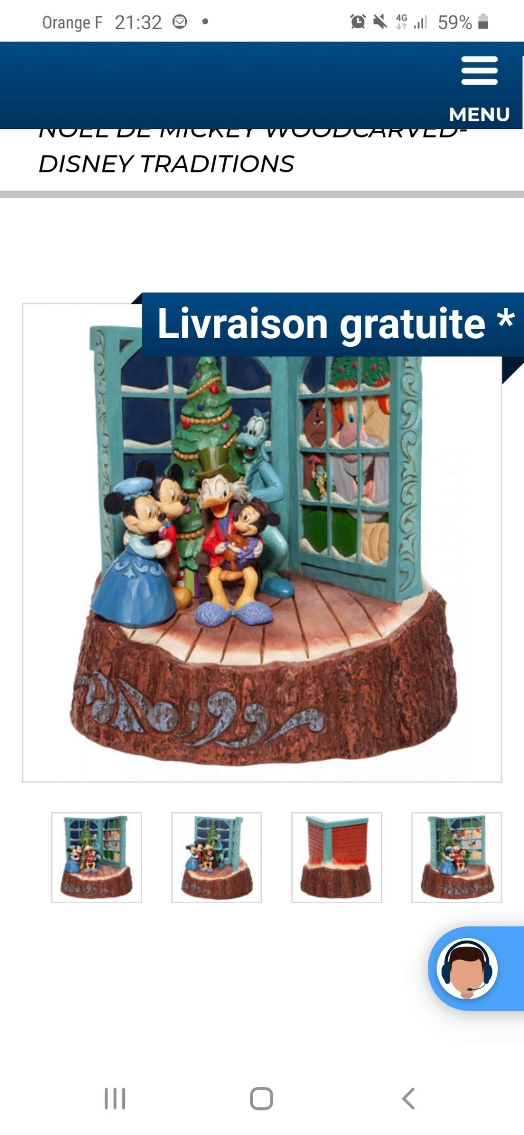Disney Traditions by Jim Shore - Enesco (depuis 2006) - Page 26 Screen30