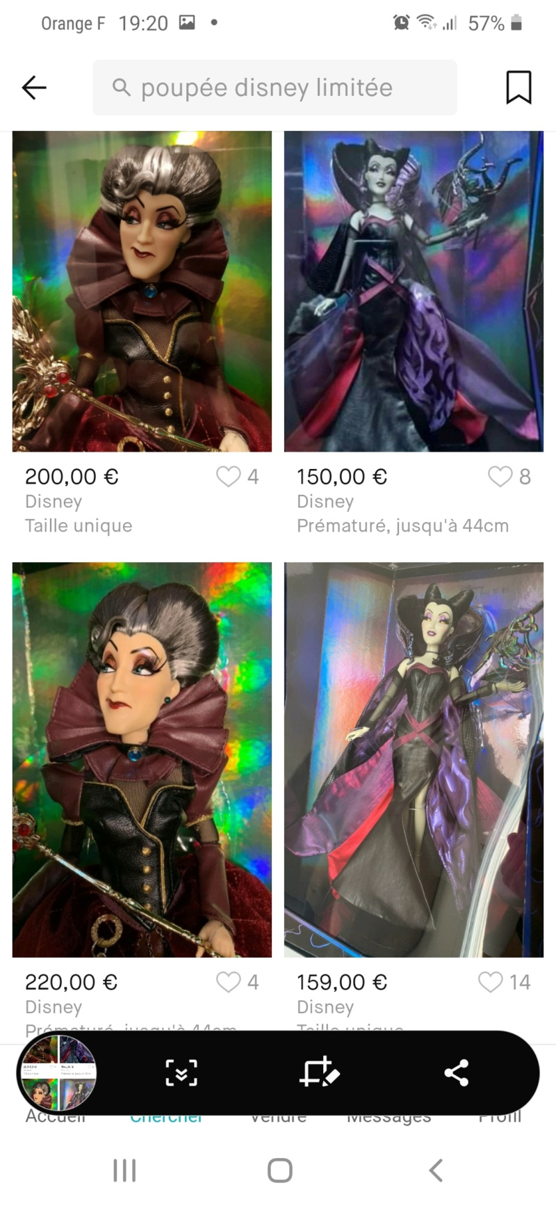 Disney Midnight Masquerade Designer Collection (depuis 2019) - Page 36 Screen33