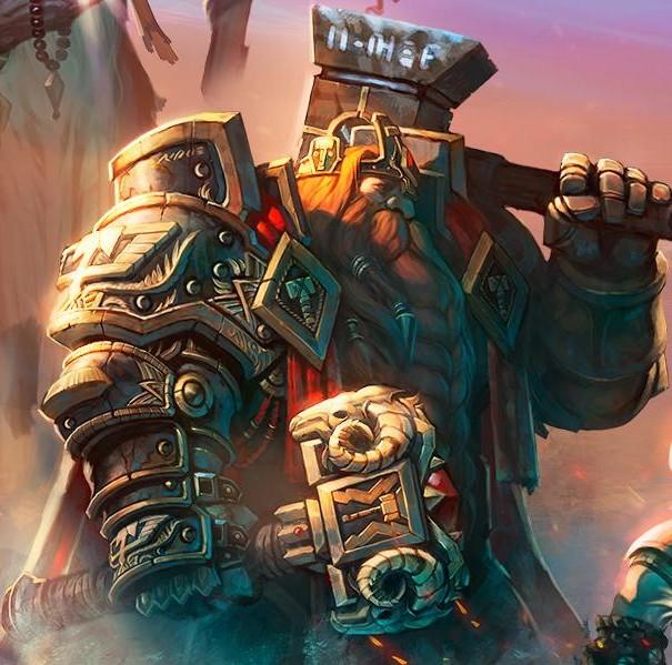 warcraft historia do mundo King_m10