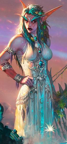 warcraft historia do mundo Priest10
