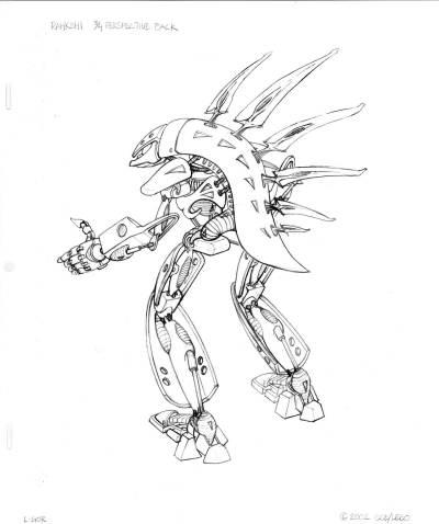 [Fan-Arts] Images du net - Page 6 Bionic10