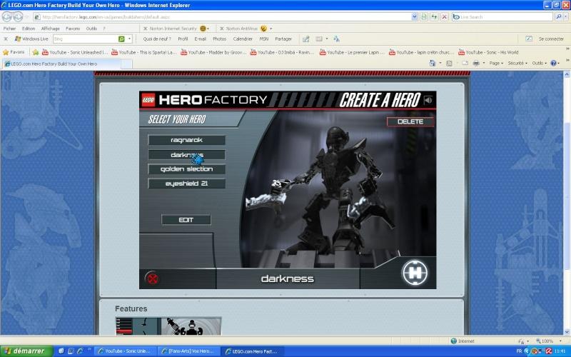 [Fans-Arts] Vos Heros De le fabrique de heros Darkne10