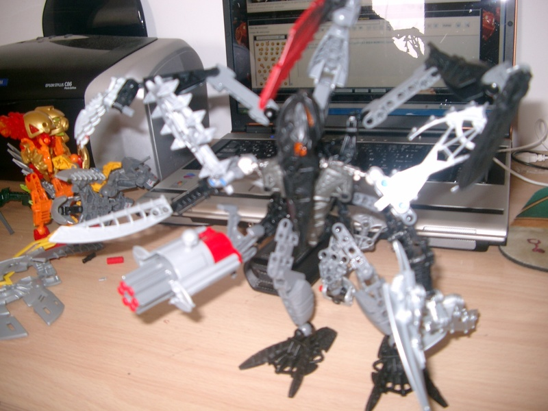 [MOC] Les MOCs de darkness(newcomer:E and hell furno v2) - Page 2 Imgp3939