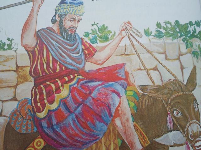 Balaam: histoire ou mythe? Photo024