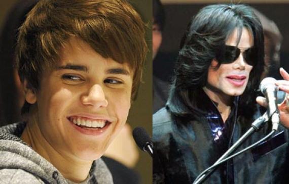 Michael e Justin messi a confronto 3b5bce10