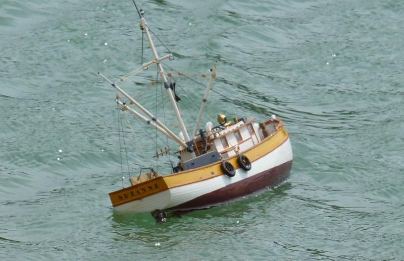 Crevettier us Golfe du Mexique 1950-1960 1/60 . P1030711