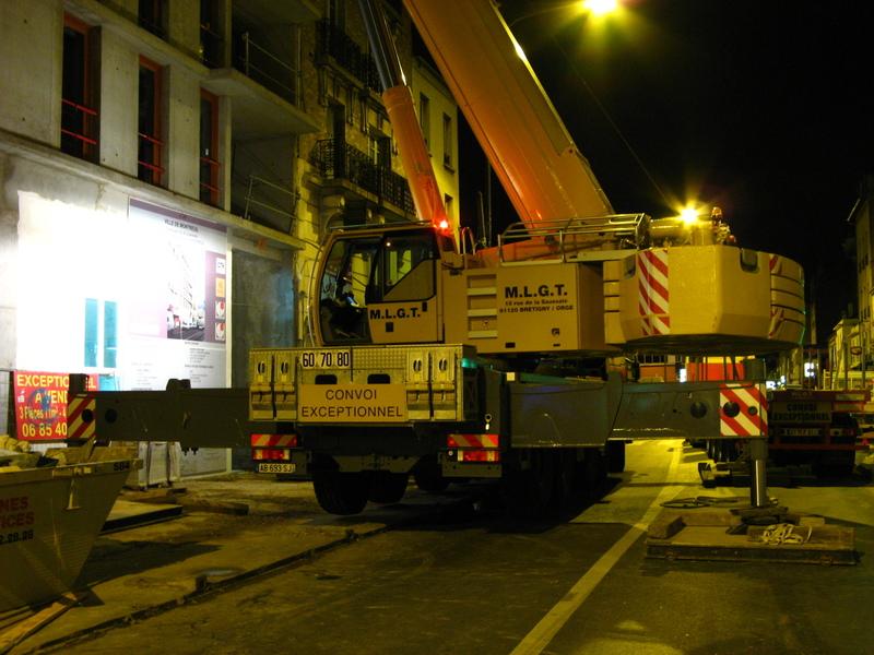 Les grues de M.L.G.T / LOCAGRUES (France) Photo211