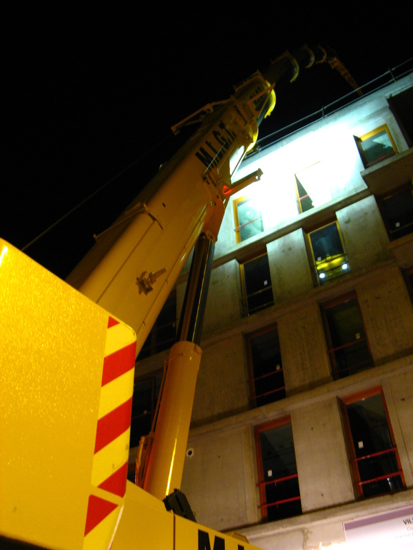 Les grues de M.L.G.T / LOCAGRUES (France) Photo212