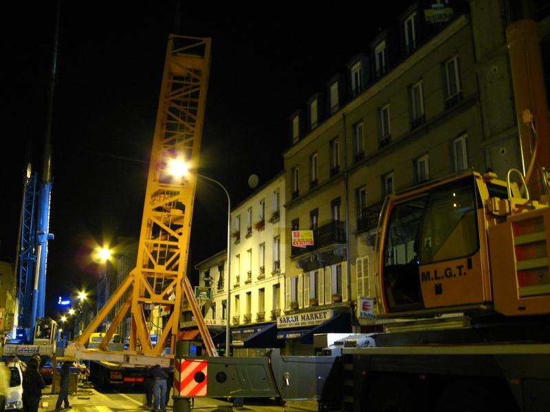 Les grues de M.L.G.T / LOCAGRUES (France) Photo213