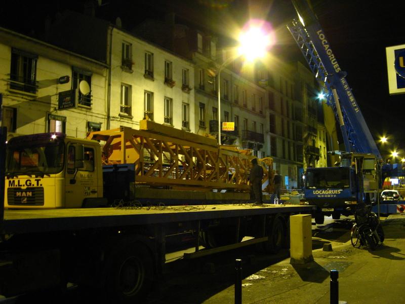 Les grues de M.L.G.T / LOCAGRUES (France) Photo312