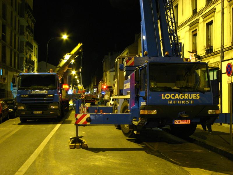 Les grues de M.L.G.T / LOCAGRUES (France) Photo511