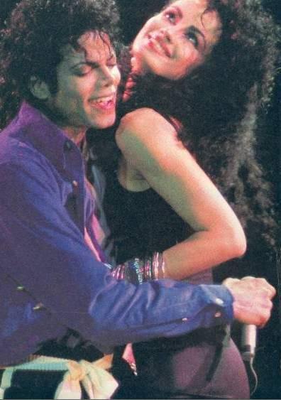 Tutte le donne di Michael Jackson Foto1_14