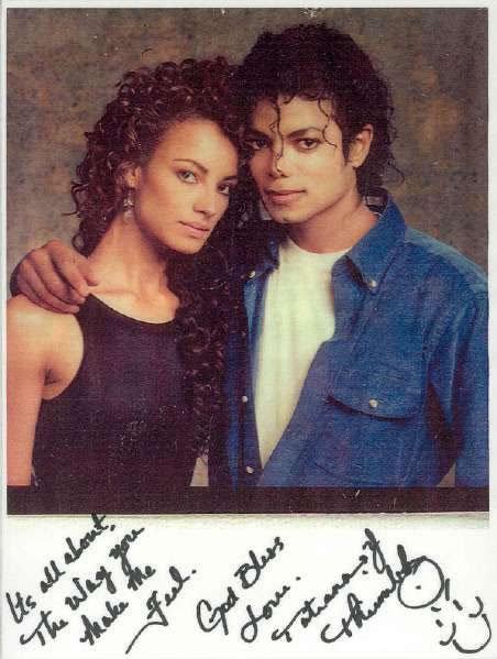 Tutte le donne di Michael Jackson Foto4_10