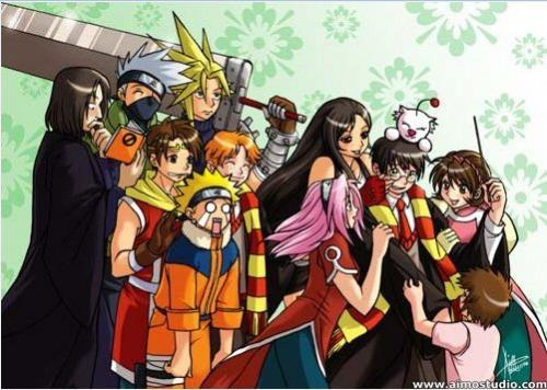 Edição do dia 09/08/2057 Naruto10