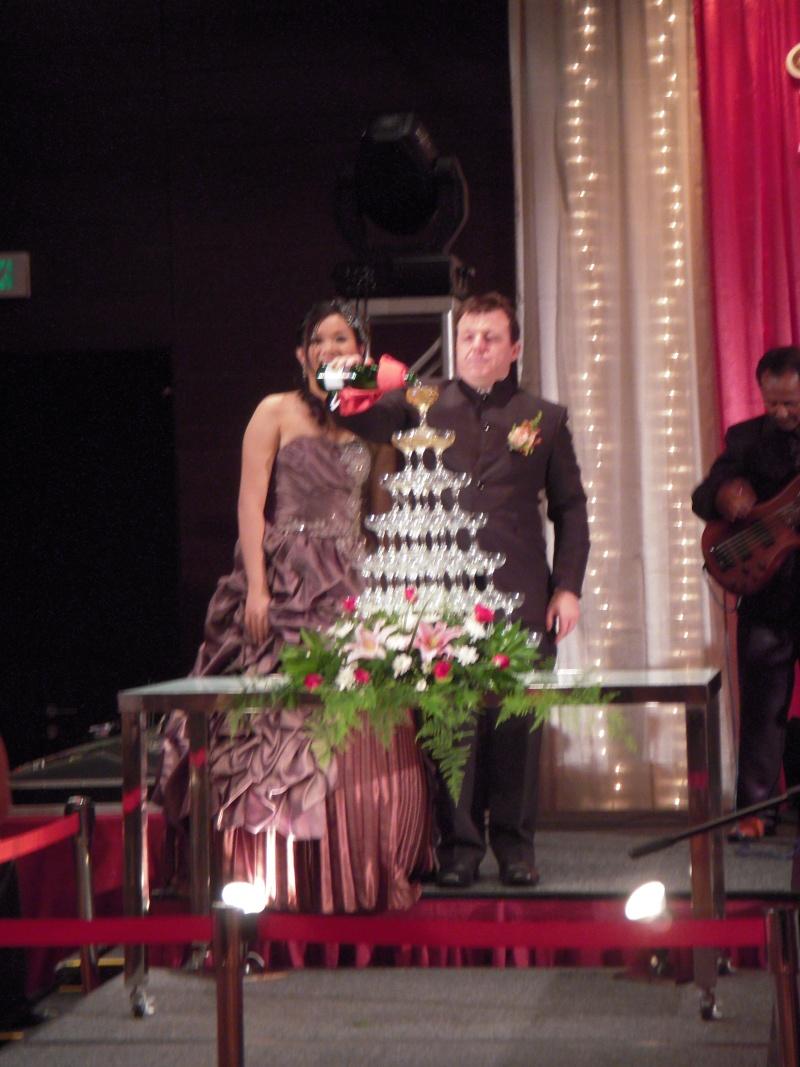 SISTER WEDDING GHOTEL MALAYSIA WEDDING NITE RECEPTION Dscn0411