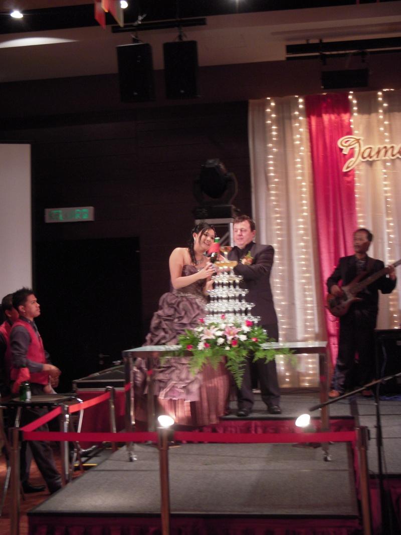 SISTER WEDDING GHOTEL MALAYSIA WEDDING NITE RECEPTION Dscn0412