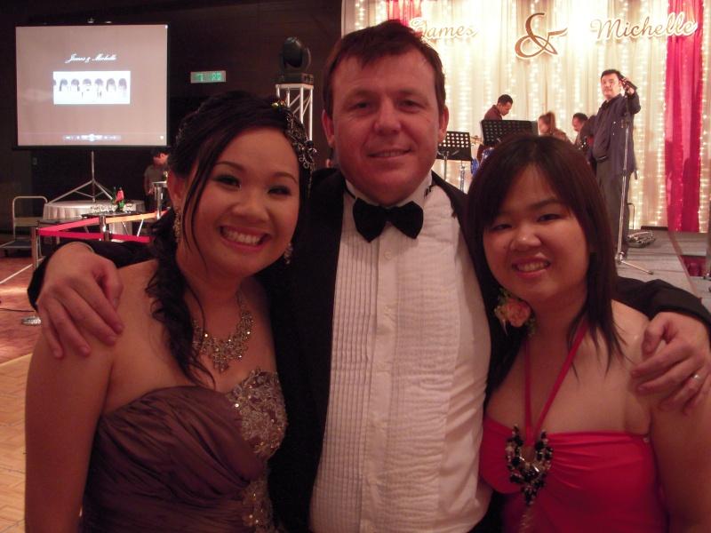 SISTER WEDDING GHOTEL MALAYSIA WEDDING NITE RECEPTION Dscn0413