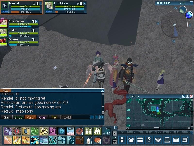 Post your  screenshot :D 20100812
