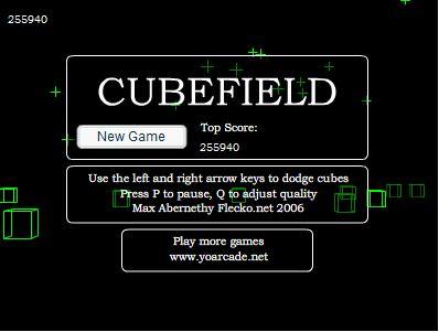 Jeux cubefield Captur11