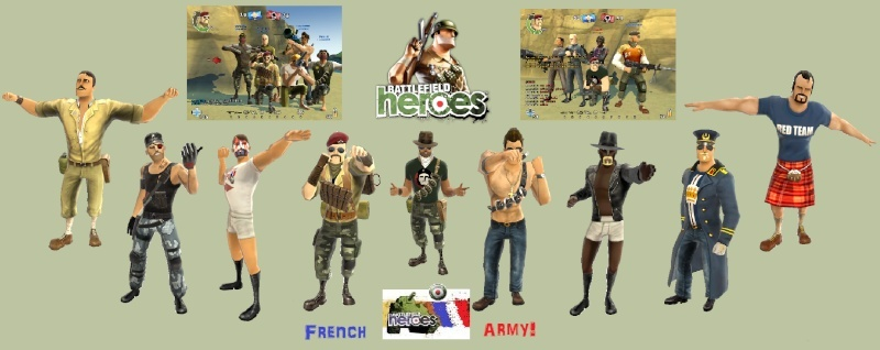 French army!
