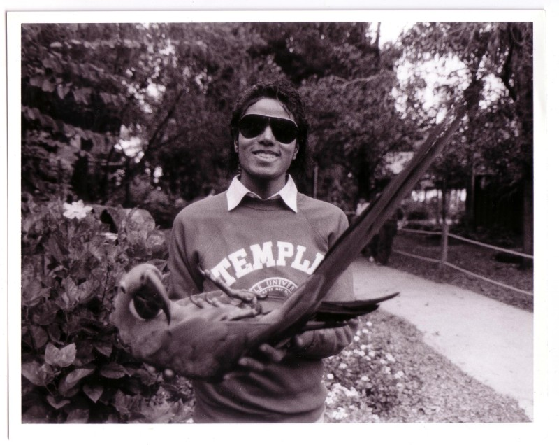 Collection MJ-Story : Michael et les animaux ^^ - Page 8 371010