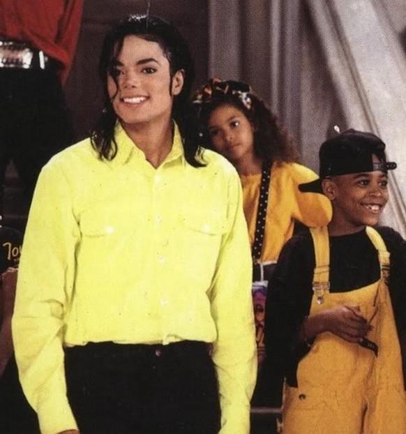 Photos Making of des clips de MJ ! - Page 2 44279210