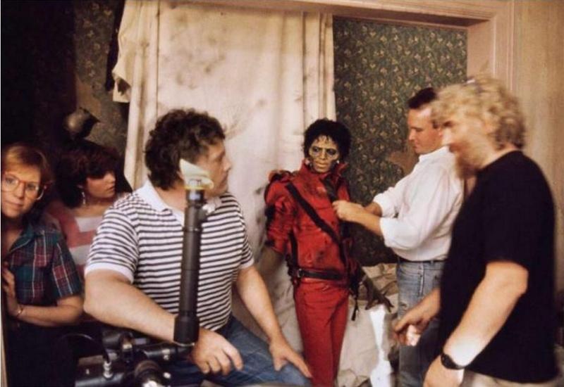Photos Making of des clips de MJ ! - Page 2 46169710