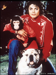 Collection MJ-Story : Michael et les animaux ^^ - Page 8 _4473810