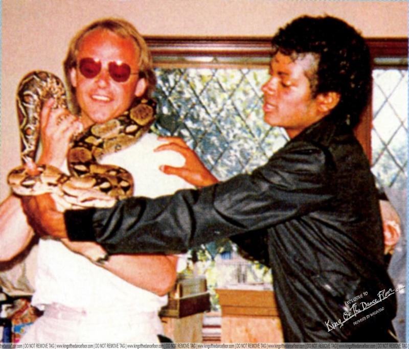 Collection MJ-Story : Michael et les animaux ^^ - Page 8 D3dec810