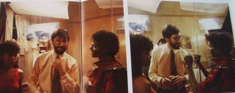 Photos Making of des clips de MJ ! - Page 2 Thrill13