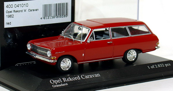 Modely Opel 9fd71610