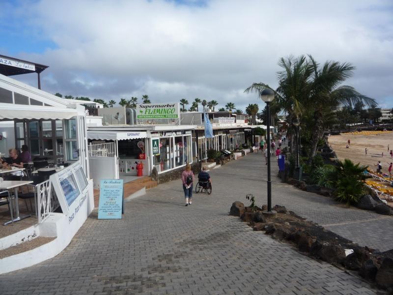 Canary Islands, Lanzarote, Puerto de Carmen, Playa Blanca 05110