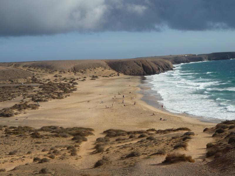 Canary Islands, Lanzarote, Puerto de Carmen, Playa Blanca 18210