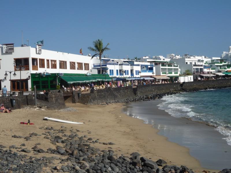 Canary Islands, Lanzarote, Puerto de Carmen, Playa Blanca 21310