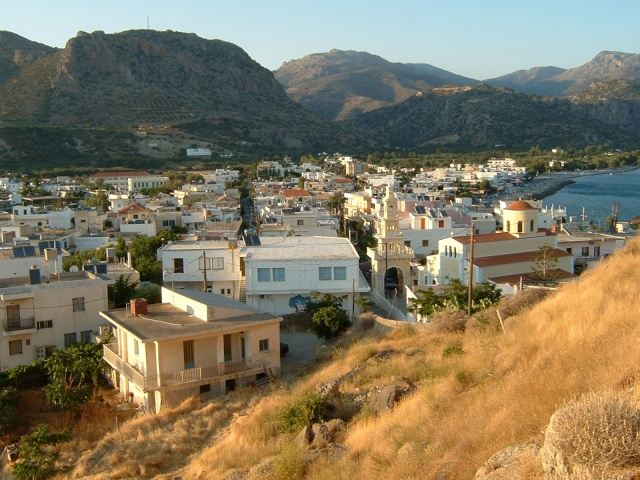 Greece, Island of Crete, Paleochora, 2005 Dscf0140