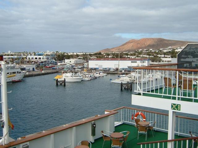 Canary Islands, Lanzarote, Puerto de Carmen, Playa Blanca Pictur59