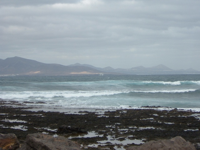 Canary Islands, Lanzarote, Puerto de Carmen, Playa Blanca Pictur66