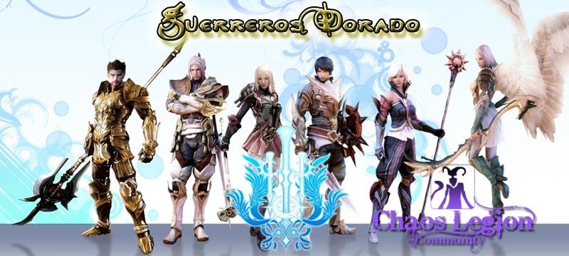 Guerreros Dorado