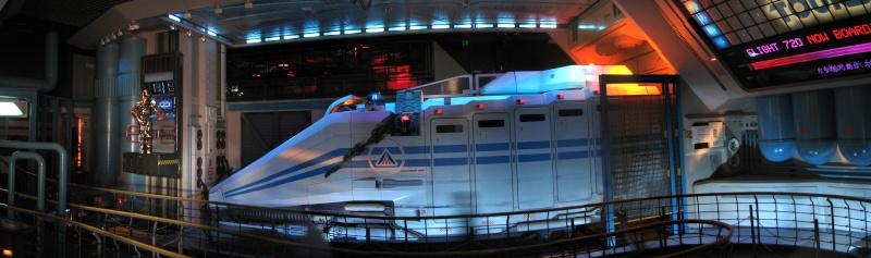 STAR TOURS - Discoveryland Disney10