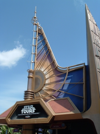 STAR TOURS - Discoveryland P1603310