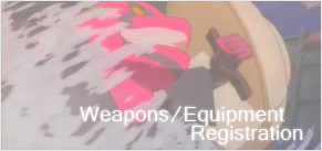 Weapon and Equipment Registration